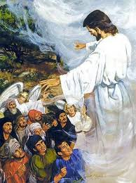 Jesus en Galilea