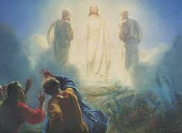 Jesus, Moises y Elias 5