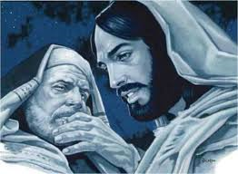Jesus y Nicodemo 4