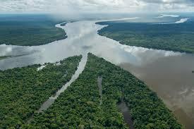 confluencia de ríos