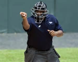 jueces de baseball