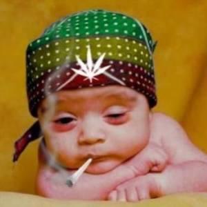 Mariguana en niños