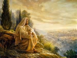 Jesus el desplazado