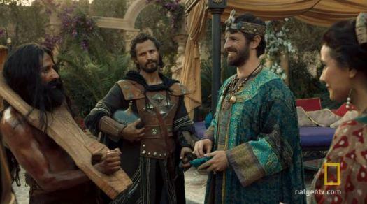 Juan y Herodes