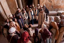 Jesus es rechazado en Nazaret
