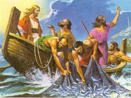 pesca milagrosa-Pedro