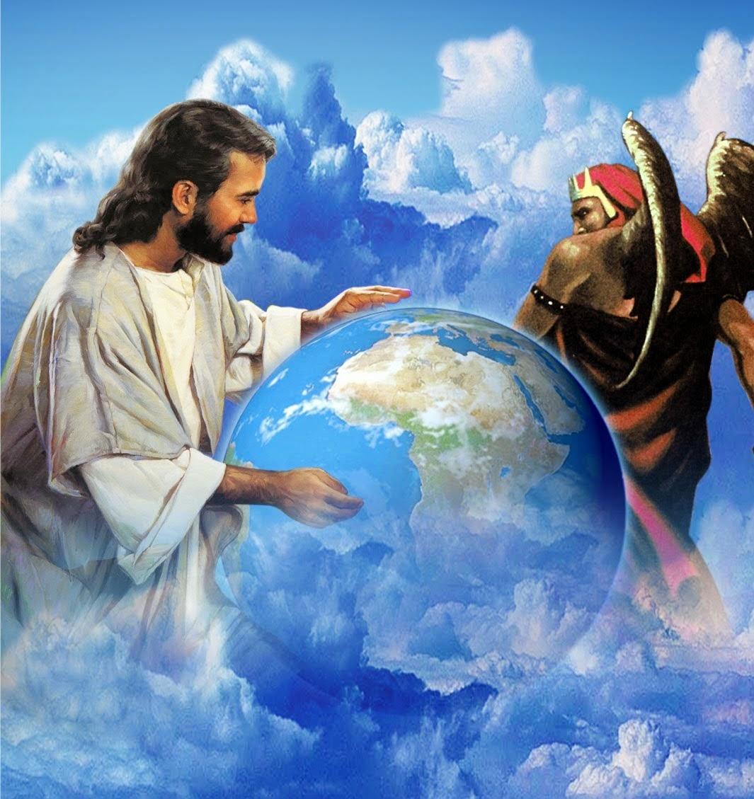 tentacion JESUS VS SATAN