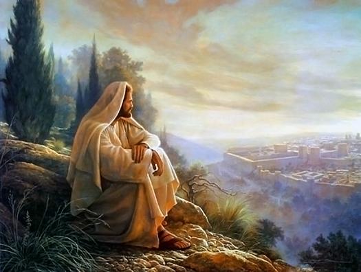 JESUS-VE-JERUSALEN