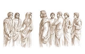 Jacobo, Juan y Salome